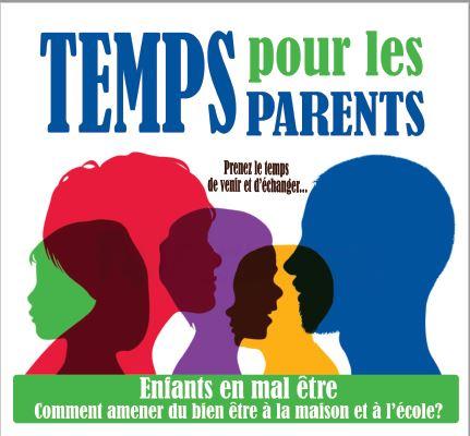 Temps pour les Parents